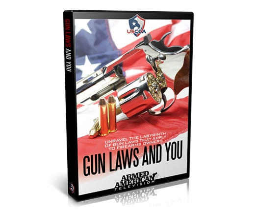 Gun Laws And You