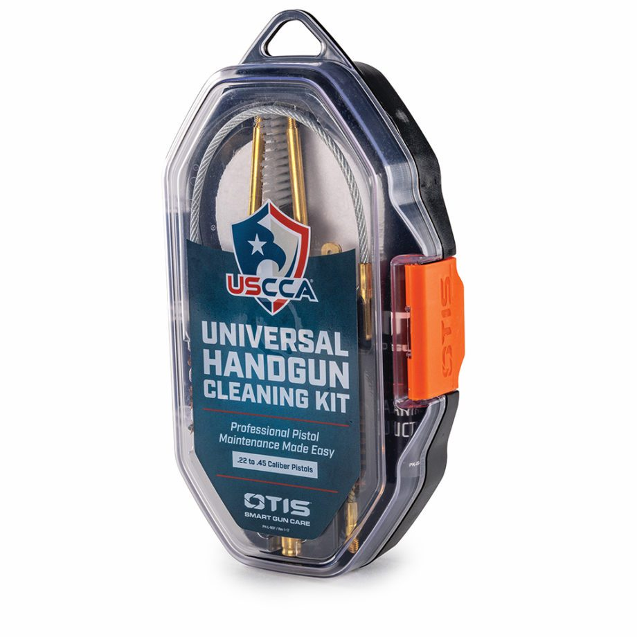 USCCA Universal Handgun Cleaning Kit