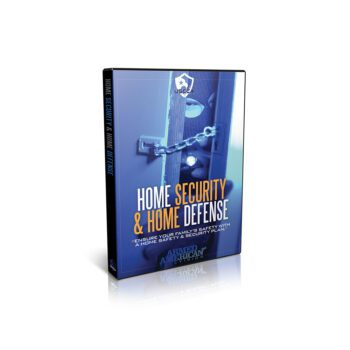 Home Security and Home Defense DVD